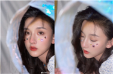 HKT48宫胁咲良甜美笑容清新亮眼